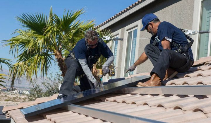 The U.S. solar industry could invest in a million more solar roofs over the next five years from the savings gained by making the permitting process faster.