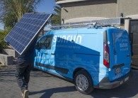 Residential solar installers are seeing surging customer demand for battery systems. (Credit: Sunrun)