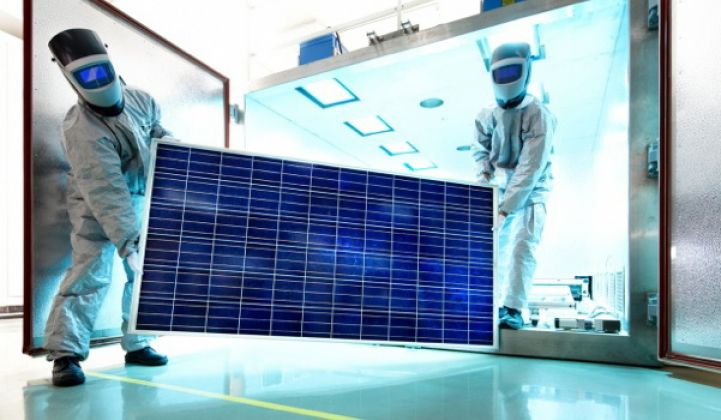 Guest Post: Are Solar Panels Commodities?