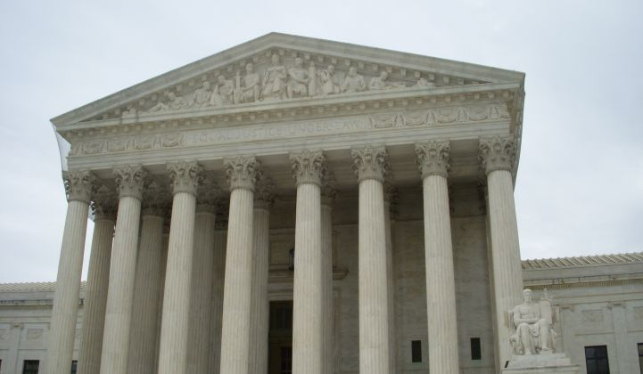 FERC Files Supreme Court Challenge to Demand-Response Decision