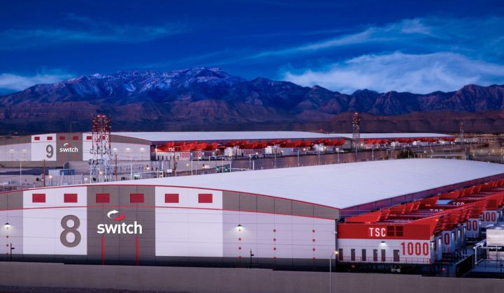 World's Largest Customer-Sited Solar-Storage Plant Planned for Nevada Desert