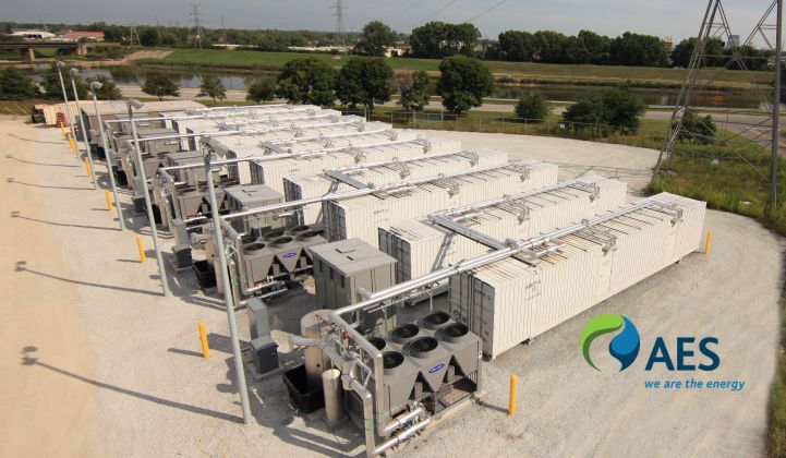 AES on the 50 MW of Grid Energy Storage Destined for Southern California