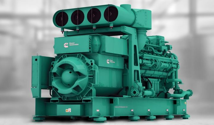 Tangent and Cummins Launch a Joint Venture for Grid Edge-Enabled Generators