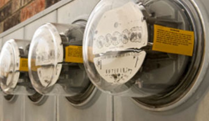 Tendril Targets Meter Makers