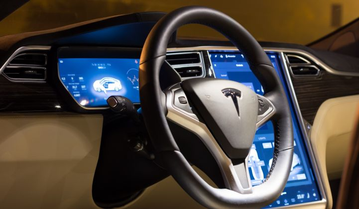 Tesla's Autopilot is garnering poor reviews.