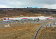 Most batteries in the U.S. come from overseas factories, Tesla's Gigafactory being a rare exception.