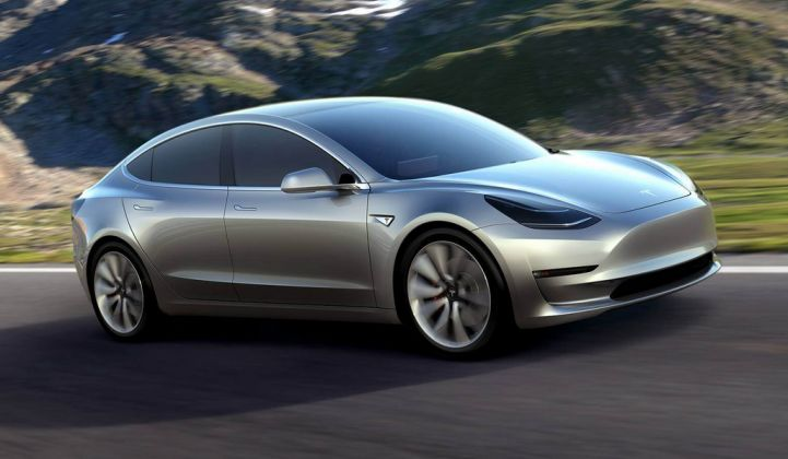 Tesla's Model 3 Won't Change the World. And That's OK