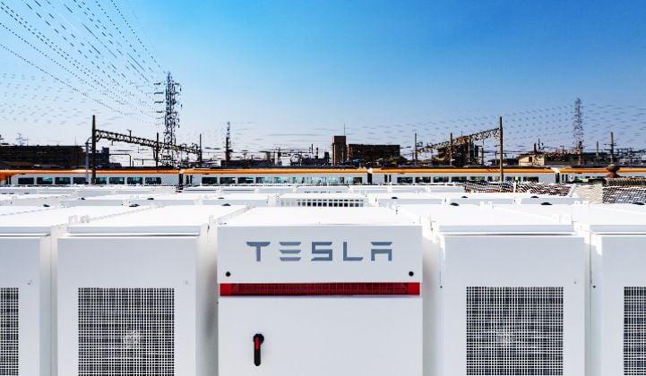 Tesla Installs 7-Megawatt-Hour Battery for Emergency Power