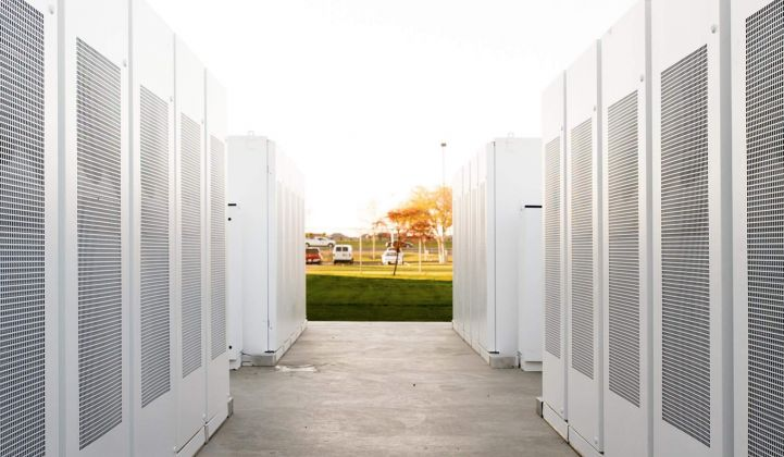 PG&E picked Tesla and Vistra to build massive batteries to provide local reliability in place of existing gas plants.