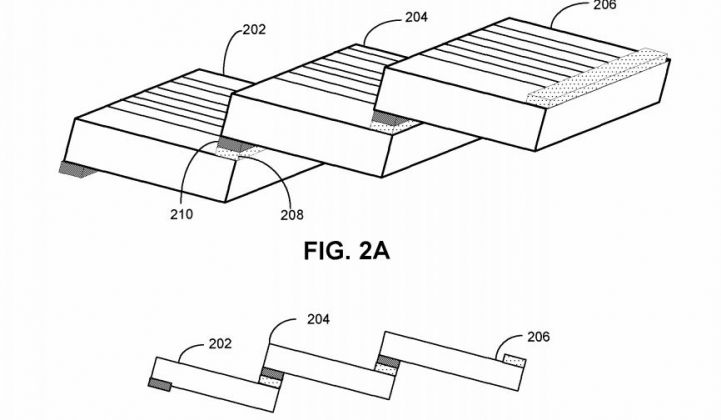 Tesla's Patent for Making Solar Shingles Stick Together, Explained