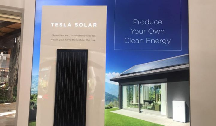Reports: Tesla-Branded Solar Panels Arrive in Stores