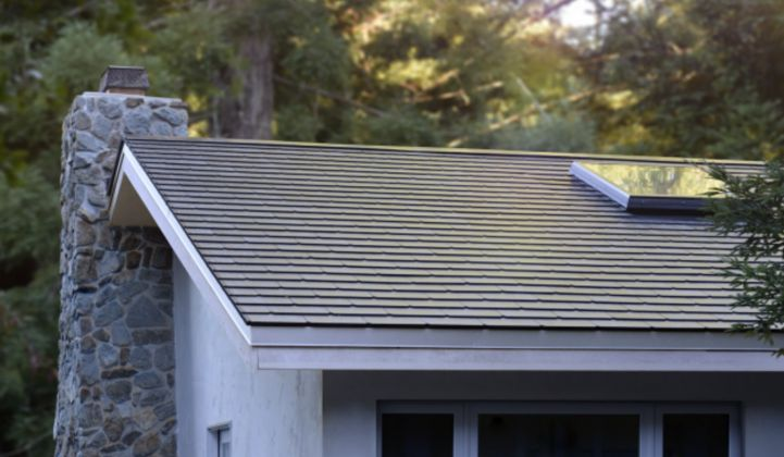 Tesla Installs Its First Solar Roofs, as SolarCity Disappears