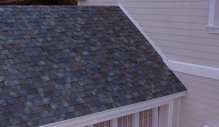Tesla Solar Roof Shingles >> Running The Numbers For Tesla S Solar Roof How Much Will It Cost