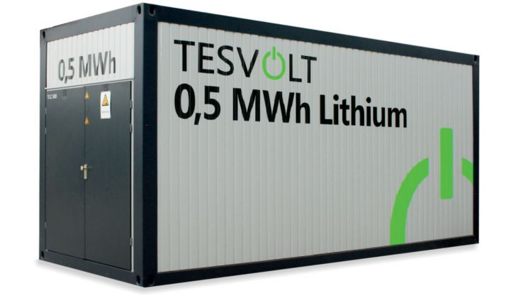 Tesvolt Pulls Millions of Euros to Scale the World's Longest-Lasting Lithium-Ion Battery