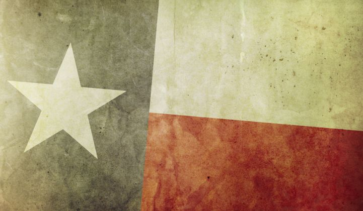 Texas Moving Into Real-World Proposal Stage for Distributed Energy-Grid Integration