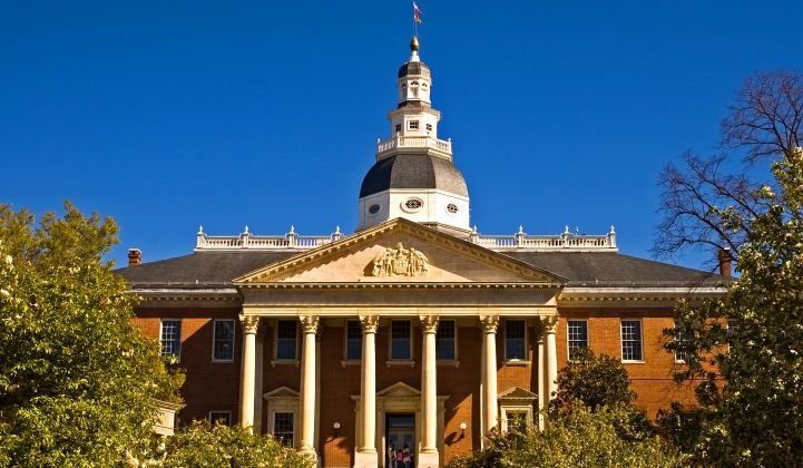 Maryland Passes First-of-a-Kind Tax Credit for Residential and Commercial Storage