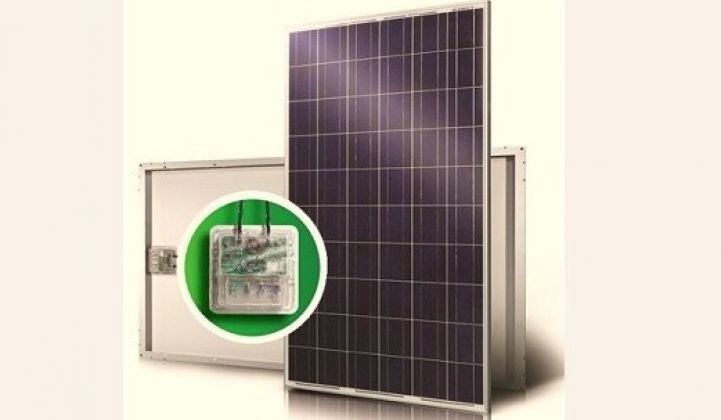 Solar Electronics, Panel Integration and the Bankability Challenge