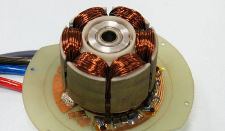 Tokai University Revs Up 100W DC Motor With 96% Efficiency