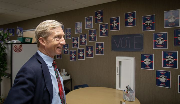 Steyer is the newest contender in the crowded 2020 Democratic primary.