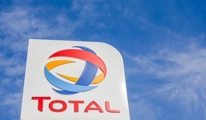Total acquired European battery maker Saft in 2016 with an eye on the renewables market.