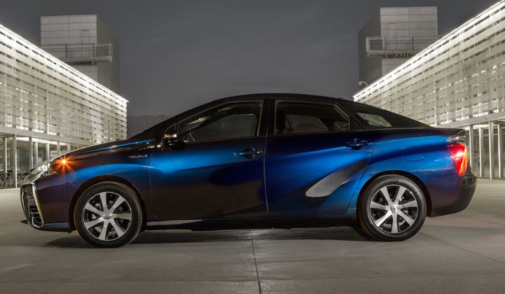 Japan Makes a Big Bet on the Hydrogen Economy
