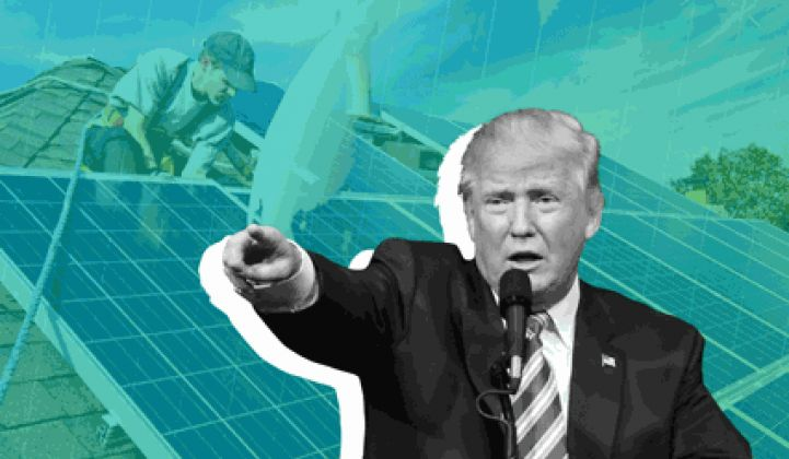 Solar experts say tariffs can work -- just not in this scenario.