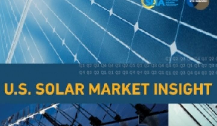 GTM Research Slideshow: US Solar PV Market Inside the Numbers