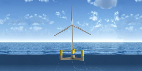 Maine S 100m Floating Offshore Wind Project Finds Major Backers Rwe And Mitsubishi Greentech Media
