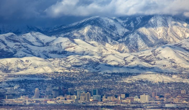 Utah Aims to Shatter Records With 1,000MW Energy Storage Plant