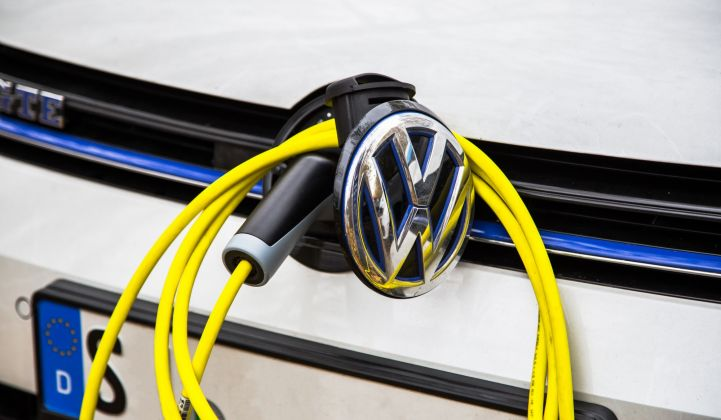 Volkswagen is getting serious about battery breakthroughs.