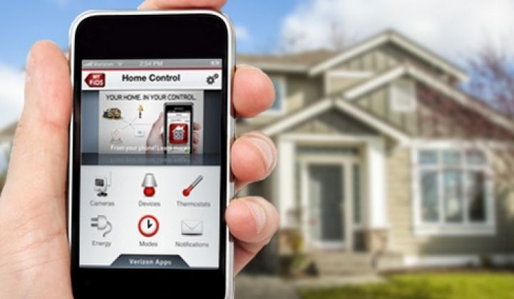 Verizon Ditches Home Automation, For Now