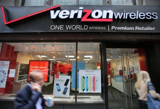 Several of Verizon's peers in U.S. telecoms have been quicker on the uptake in procuring renewable energy.