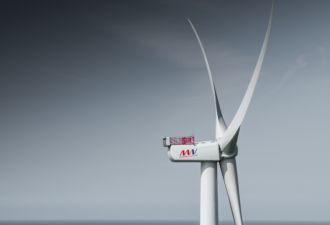 Vestas' service business accounts for around half its future contracted revenue.