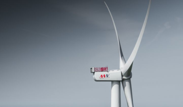 Vestas Launches 9.5-Megawatt Offshore Wind Turbine; Shell Looks to 10-Gigawatt Projects