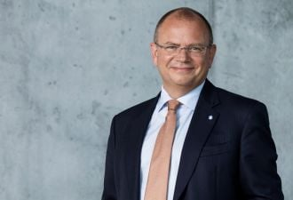 Henrik Andersen, group president and CEO of Vestas. (Credit: Vestas)
