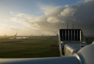 Vestas hopes to repeat the success of its investment in Swedish battery maker Northvolt. (Credit: Vestas)