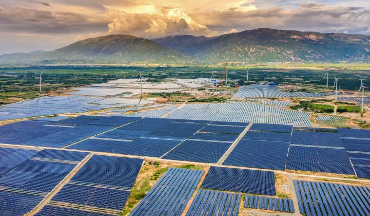 Emerging markets like Vietnam are seeking public finance to boost clean energy development.