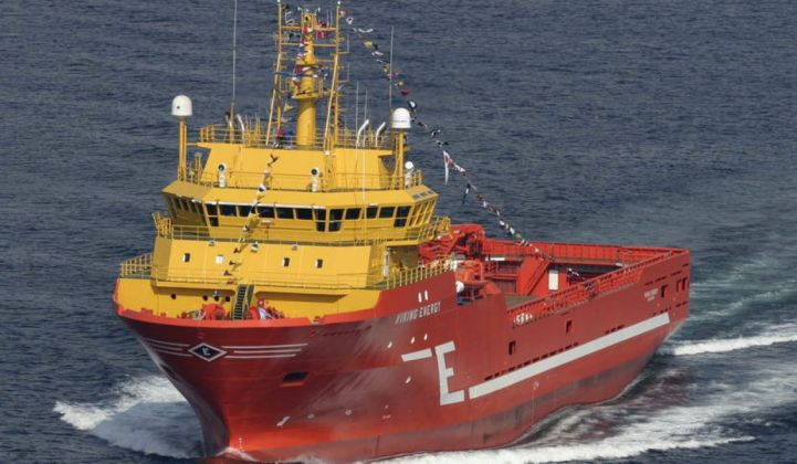 GTM: Marine Sector Turns to Ammonia to Decarbonize Shipping.