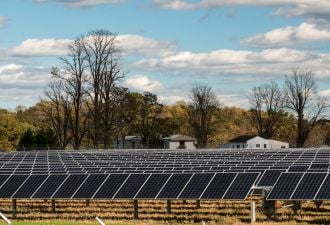 Northeastern states are struggling to balance land conservation and onshore renewables growth.