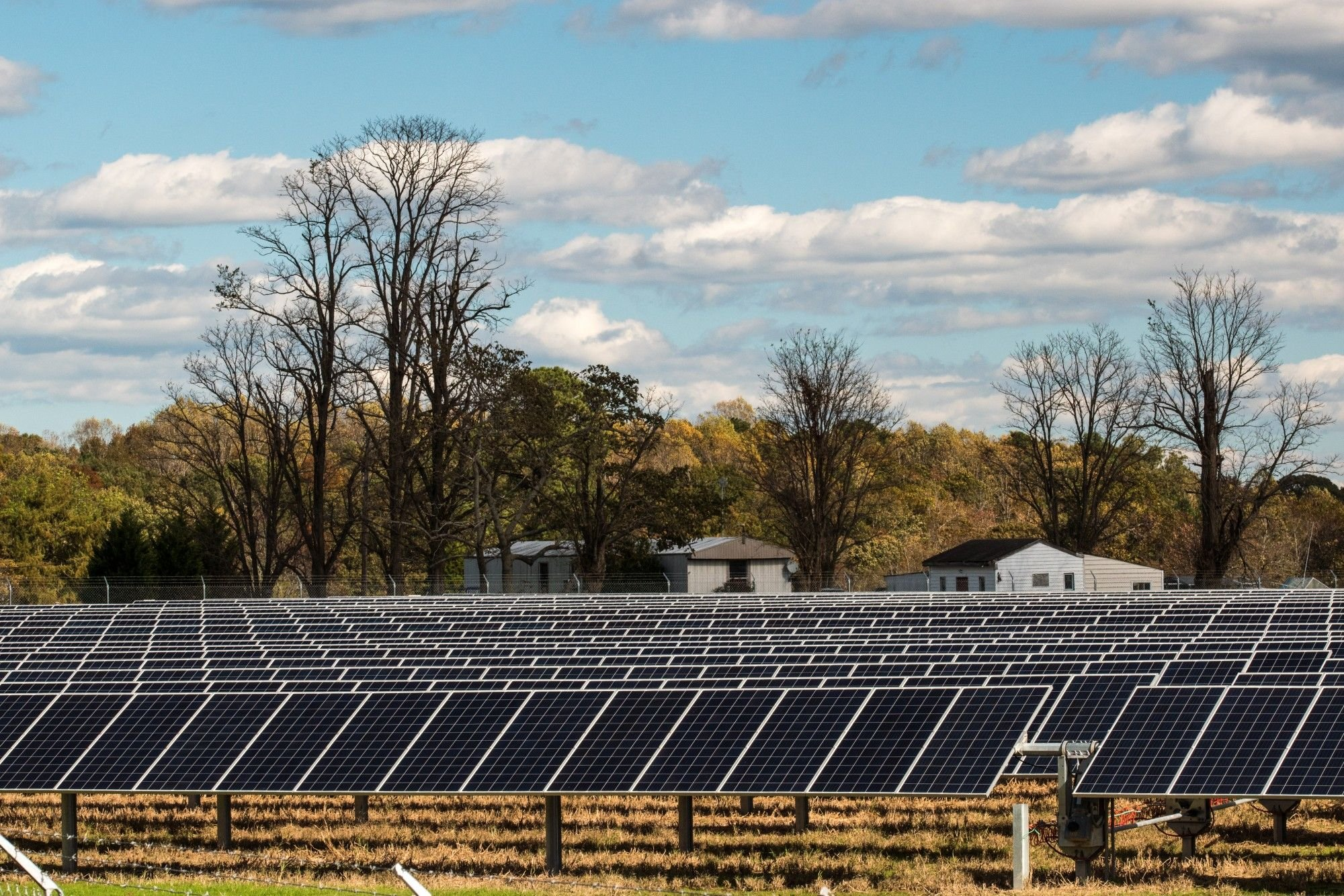Facebook and Dominion have reunited for more solar power in Virginia.