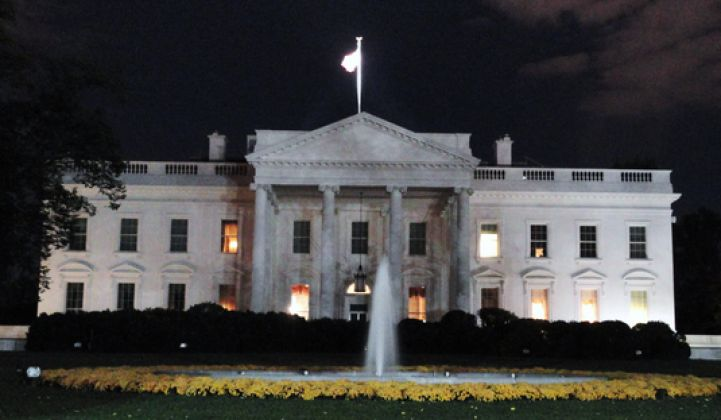 Energy Storage Gets Some Love From the White House