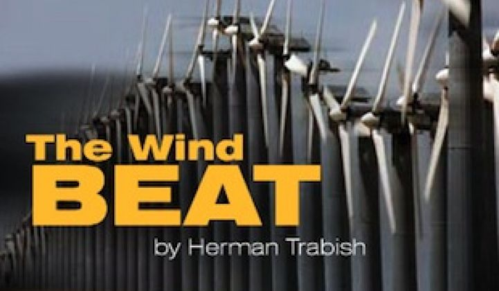 The Wind Industry Gets Its Groove Back