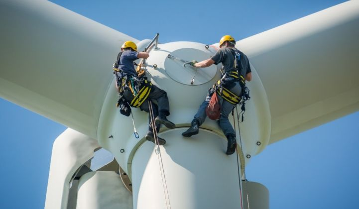 2019 was the third biggest year on record for the U.S. wind market, according to AWEA.