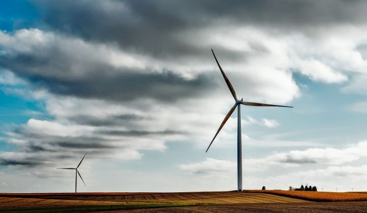 The global wind market looks set to plateau in the 2020s, with much of its growth coming offshore.