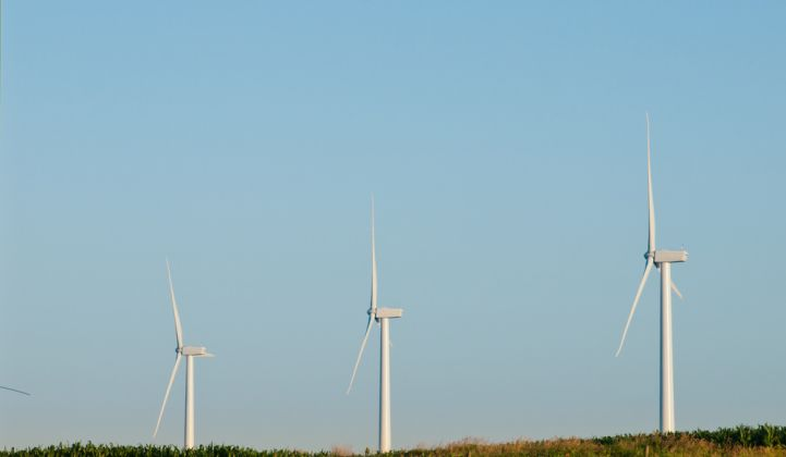 New $3.6B Project in Iowa Could Be One of Many 'Mega' Wind Orders