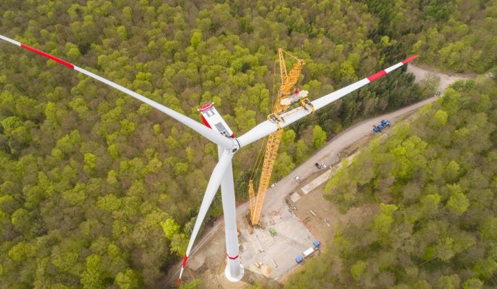 Wind Developers Ordered More Turbines in Q2 Than Ever Before