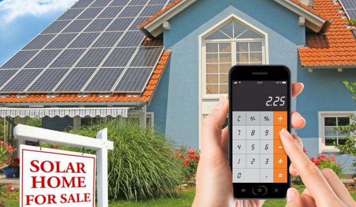 Rooftop Solar Brings Higher Home Appraisals