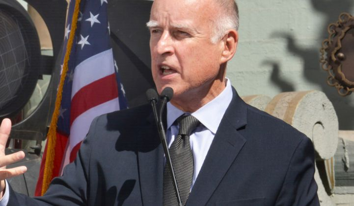 California Passes a Bill Targeting 50% Renewables by 2030
