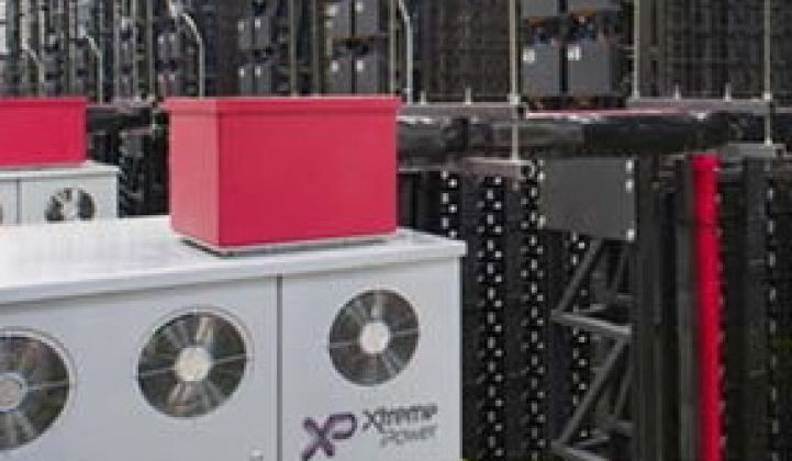 Bankrupt Grid Battery Alert: Xtreme Power Bought by Germany's Younicos