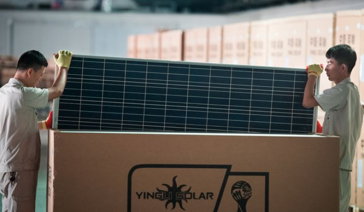 Yingli's Slow-Motion Financial Crash Causes Another Stock Exchange Delisting